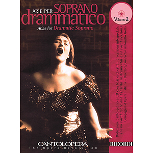 Arias for Dramatic Soprano - Vol. 2