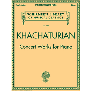 Concert Works for Piano