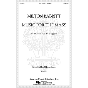 Music for the Mass