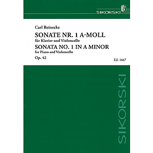 Sonata No. 1 in A minor, Op. 42