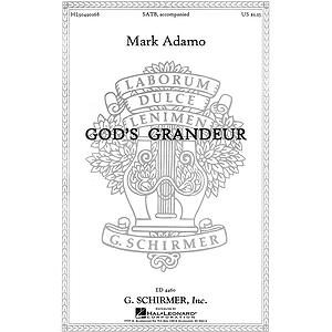 God's Grandeur