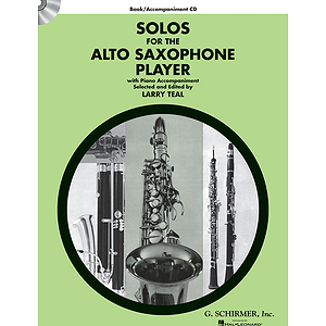 Solos for the Alto Saxophone Player