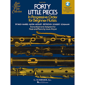 Forty Little Pieces