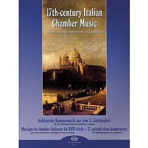 Seventeenth Century Italian Chamber Music