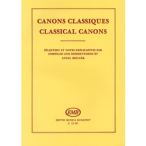Classical Canons - 230 Solfeggio