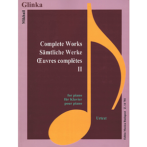 Complete Works For Piano Ii.