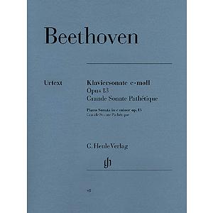 Piano Sonata No. 8 in C minor Op. 13 [Grande Sonata Pathétique]