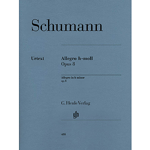 Robert Schumann - Allegro in B minor Op. 8