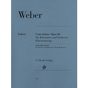 Concertino, Op. 26
