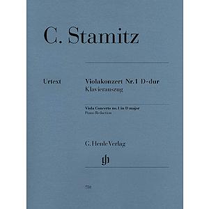 Viola Concerto No. 1 D Major