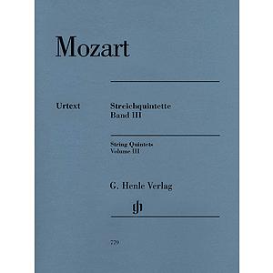 String Quintets: Volume III