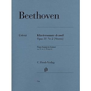 Piano Sonata No. 17 in D Minor Op. 31