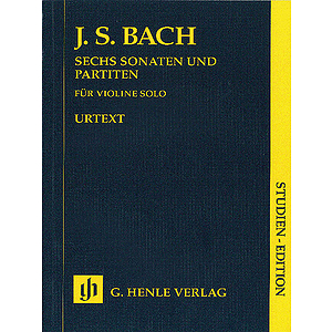 Sonatas and Partitas BWV 1001-1006