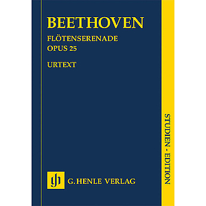 Serenade for Flute, Violin and Viola in D Major, Op. 25