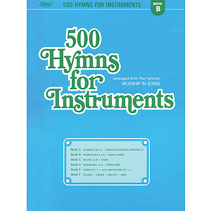 500 Hymns for Instruments
