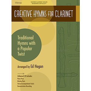 Creative Hymns for Clarinet
