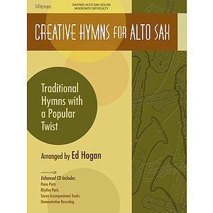Creative Hymns for Alto Sax