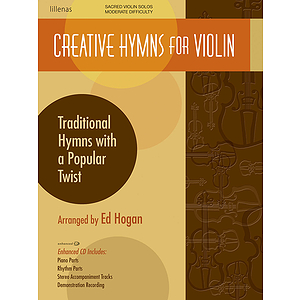 Creative Hymns for Violin