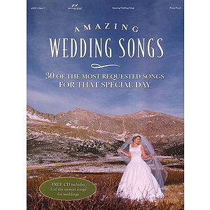 Amazing Wedding Songs