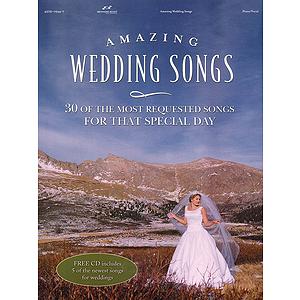 Amazing Wedding Songs