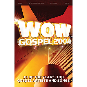 WOW Gospel 2004