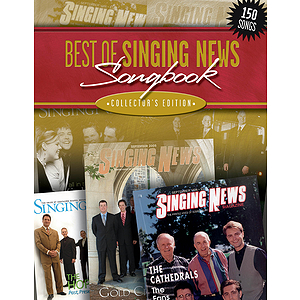 The Best of Singing News Collector's Edition Songbook