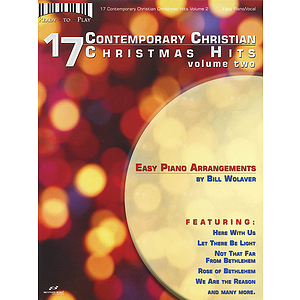 17 Contemporary Christian Christmas Hits, Volume 2