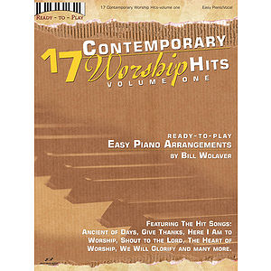 17 Contemporary Worship Hits, Volume 1