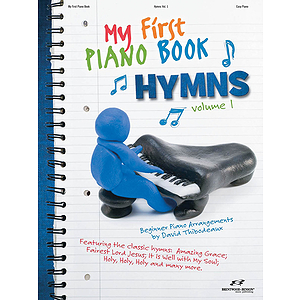My First Piano Book - Hymns, Volume 1