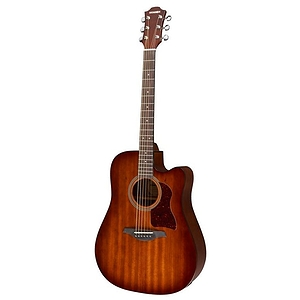Hohner Chorus Series CD65CE Acoustic-Electric Guitar, Sunburst