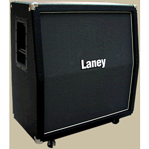 Laney GS412IA 320 Watt Angled Guitar Tube Amplifier Cabinet