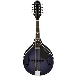 Hohner HMA-TBL A-style Mandolin - Transparent Blue