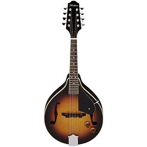 Hohner HMAE-VSB A-style Acoustic-Electric Mandolin - Vintage Sunburst