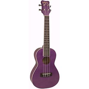 Kohala Rainbow Series Petal Purple Concert Ukulele