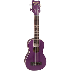 Kohala Rainbow Series Petal Purple Soprano Ukulele