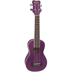 Kohala Rainbow Series Petal Purple Soprano Ukulele