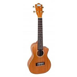Lanikai LM-CCA Solid Mahogany Acoustic-Electric Concert Ukulele