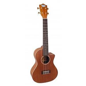 Lanikai LM-TCA Solid Mahogany Acoustic-Electric Tenor Ukulele