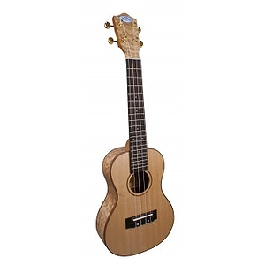 Lanikai LQA-C Quilt Ash Concert Ukulele