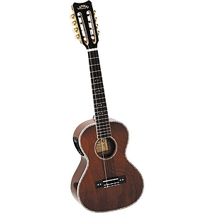 Lanikai LU-8E Acoustic-Electric 8-string Tenor Ukulele