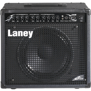 Laney LX65R 65 Watt Guitar Amplifier With Reverb