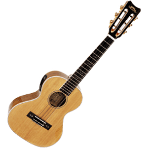 Lanikai O-6E O Series Acoustic-Electric 6-string Tenor Ukulele