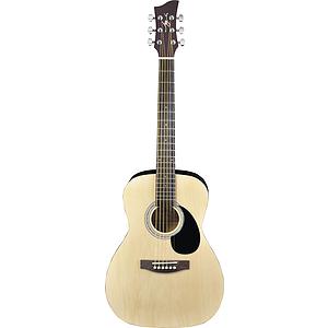 Jay Turser JJ43-PAK 3/4-size Acoustic Guitar Starter Pack - Natural
