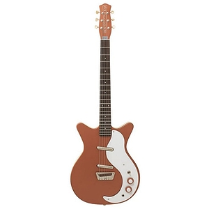 "Danelectro Original Factory Spec Model 59 ""O"" Electric Guitar - Copper"