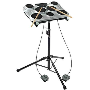 Spectrum AIL602 Digtal drum set with adjustable stand