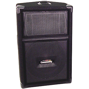Community DnD12 Two-way Loudspeaker System w/ 12-inch woofer