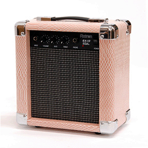Darling Divas DD10 10-watt Guitar Amplifier - Pink
