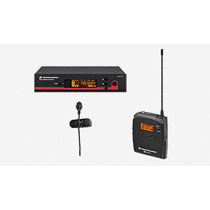 Sennheiser EW122G3 Lavalier Wireless Microphone System
