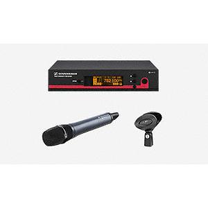 Sennheiser EW145G3 Handheld Wireless Microphone System