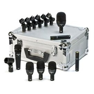 Audix FP7 7-piece Drum Microphone Package